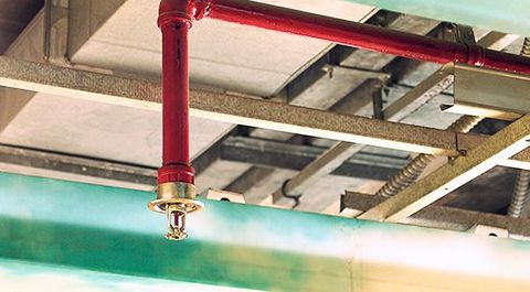 Fire Sprinkler Installation — Washington, DC — Federal Fire Protection Corporation